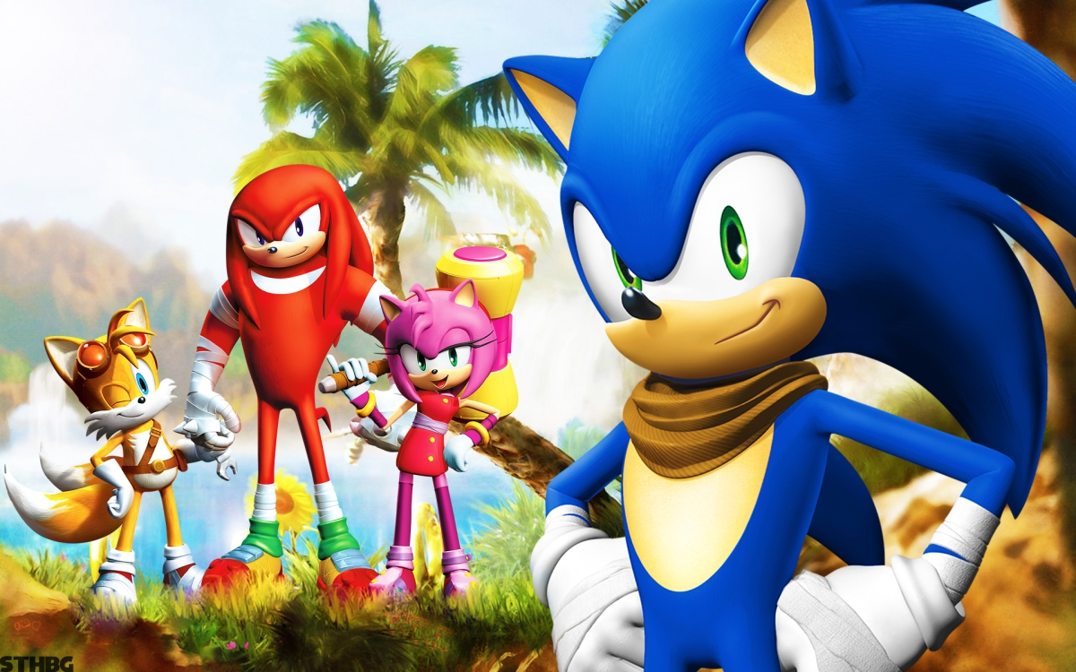 Here's The Sonic Boom Wii U Rise Of Lyric Unofficial PatchNotes