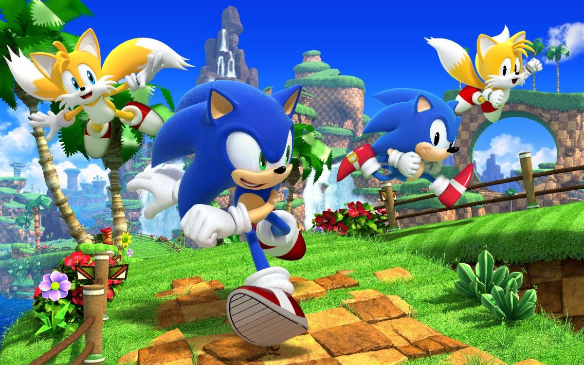 You Can Now Play As Mario In Sonic Generations Via A Mod