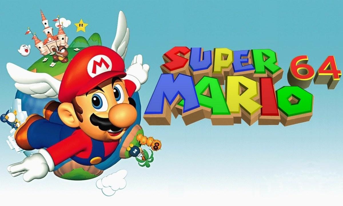 Luigi has been hiding in the source code of Super Mario 64 for 24 ...