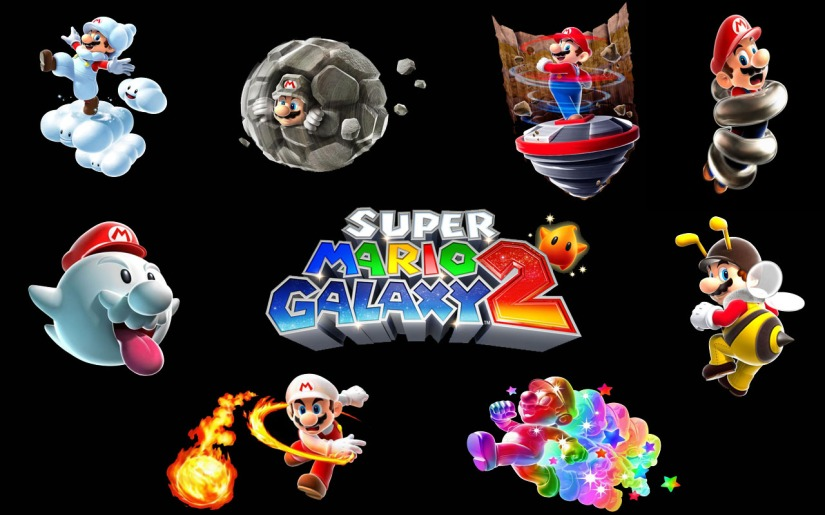 Small Number Of Users Reporting Problems Downloading Mario Galaxy 2 Wii To USB Hard Drive On Wii U