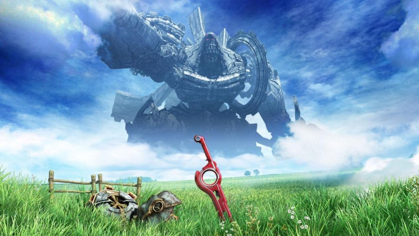 Xenoblade Chronicles On Wii U Virtual Console In Europe