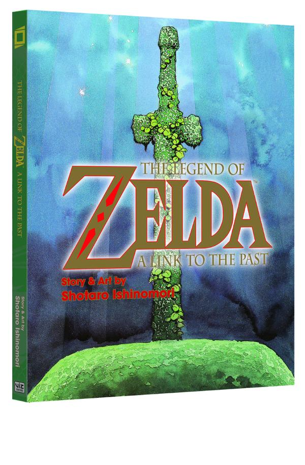 The Legend Of Zelda: A Link To The Past Comic Will Be Reprinted In May