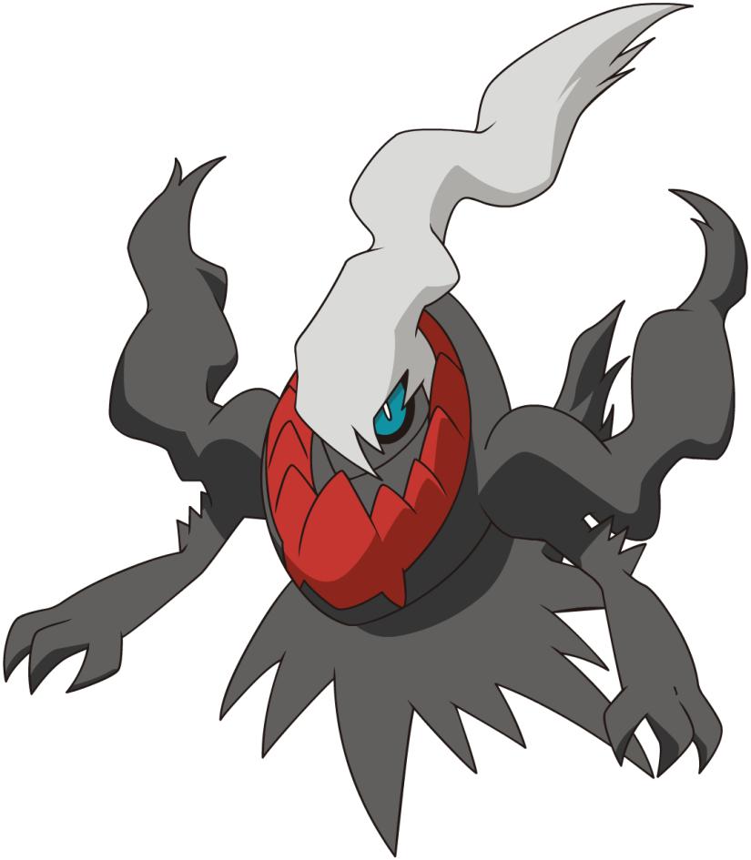 Pokemon ORAS & X or Y Owners Can Now Grab Legendary Pokemon Darkrai From GameUK