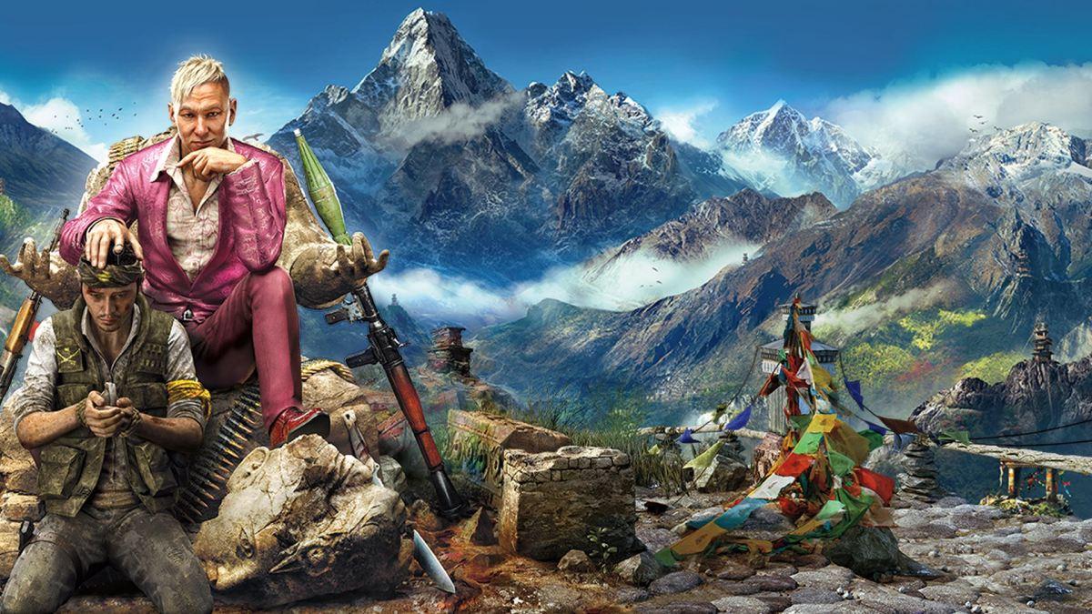 Zelda Producer Eiji Aonuma Expresses Interest In The Far CrySeries