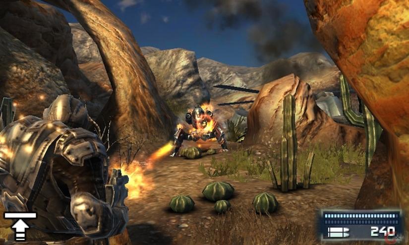 IronFall: Invasion Hits Nintendo 3DS eShop Next Week In NorthAmerica