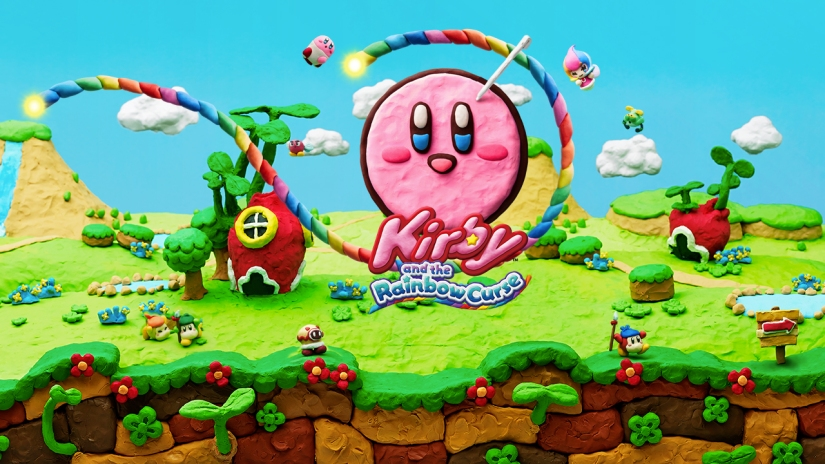 Don't Forget Kirby And The Rainbow Curse Is Out In The US Tomorrow