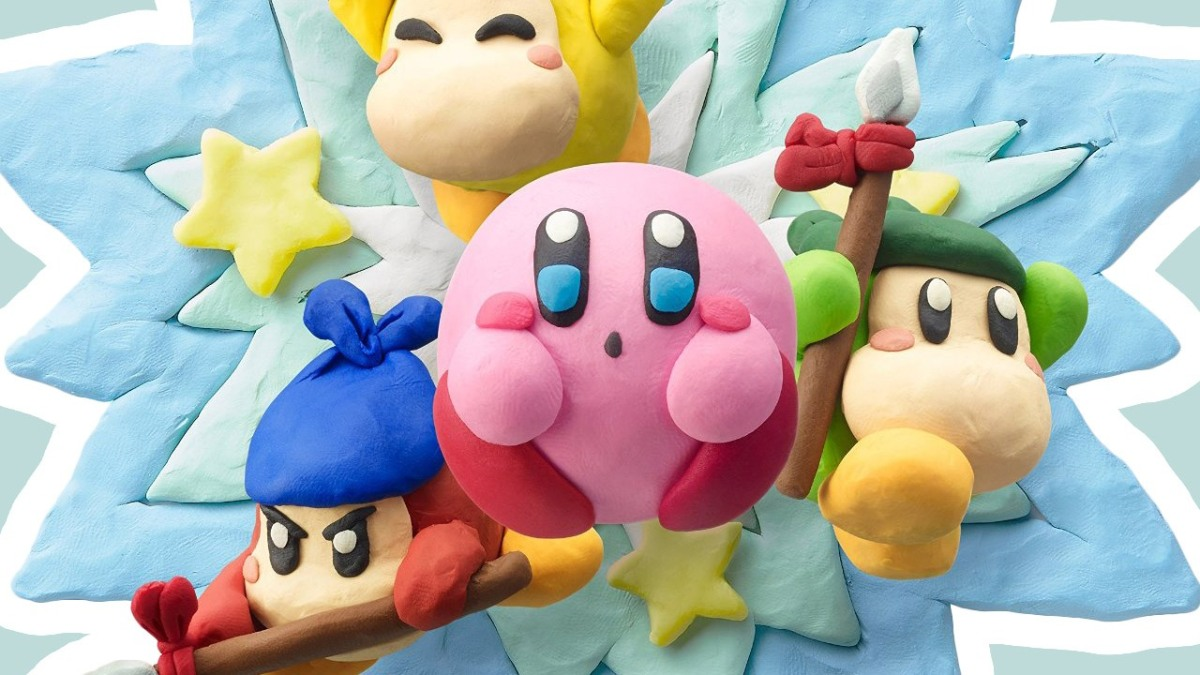 Get A Free Soft Toy If You Pre-order Kirby And The Rainbow Paintbrush From Nintendo UK Store