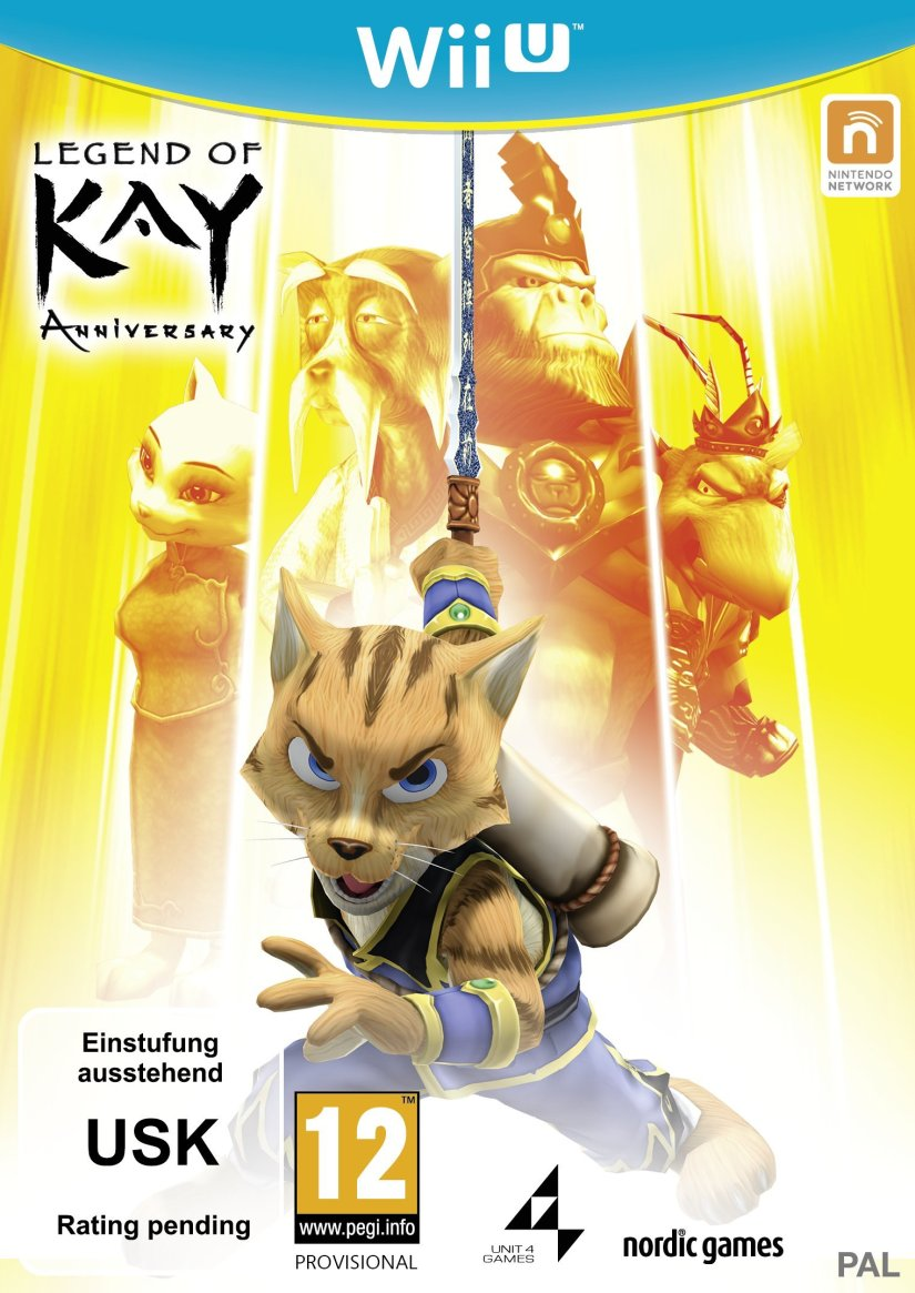 Amazon Lists Legend Of Kay With Release Date