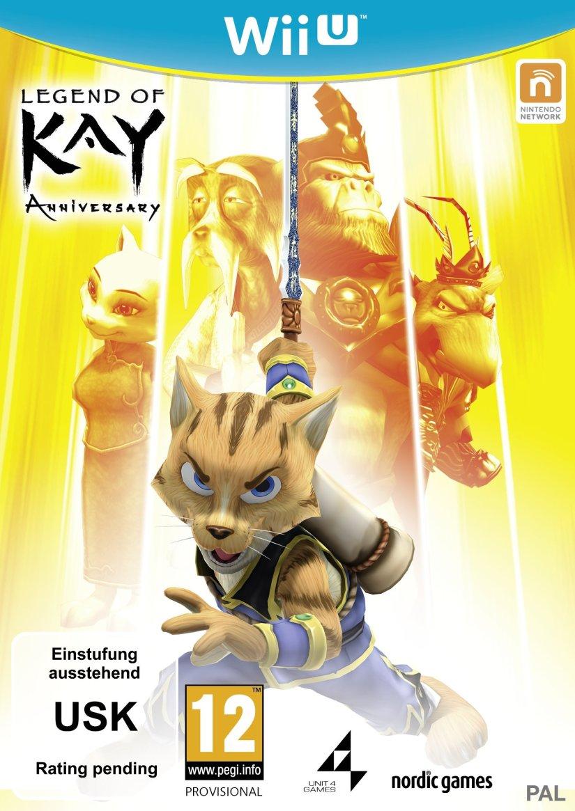 Legend Of Kay HD Has Made An Appearance On AmazonUS