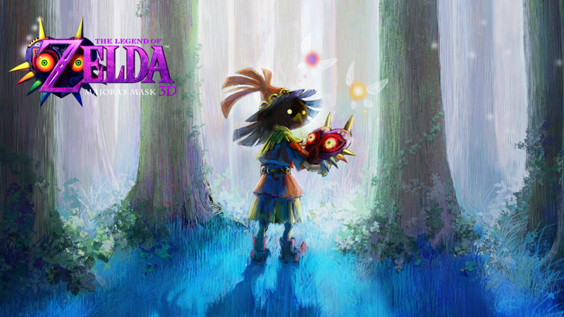 Iwata Asks Returns After Hiatus With An In-Depth Discussion On Majora's Mask 3D