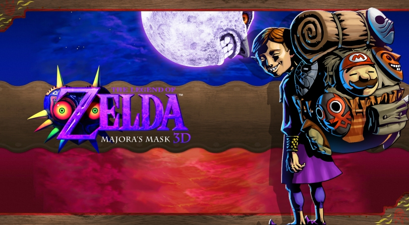Aonuma Announces Majora's Mask Art Academy Contest Winners On Miiverse