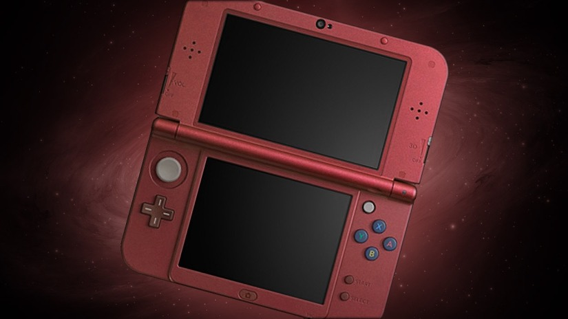 Red New Nintendo 3DS XL Now Sold Out At GameStop