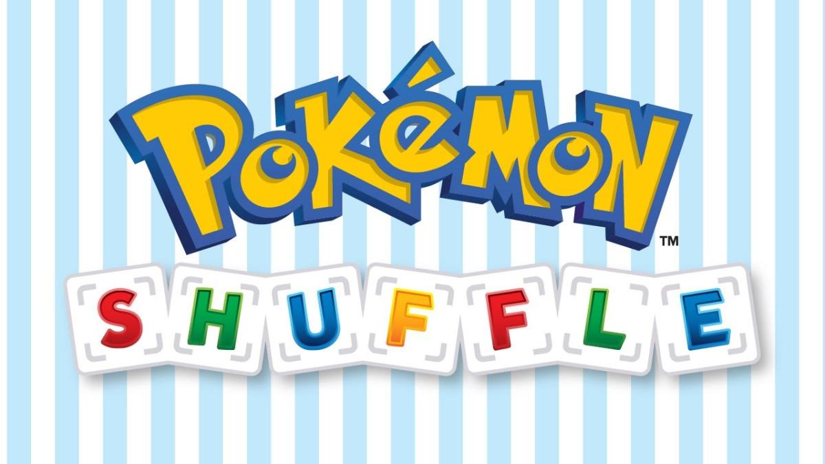 There Is A New Pokemon ShuffleUpdate