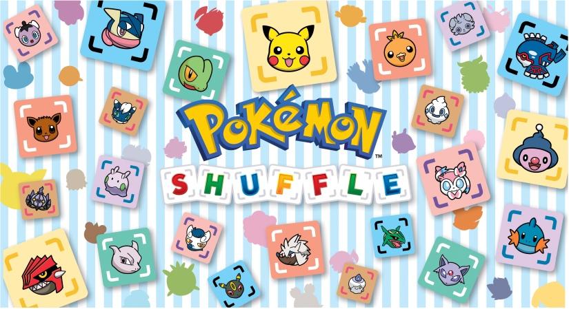 Pokemon Shuffle Hits Nintendo 3DS eShop NextWeek?