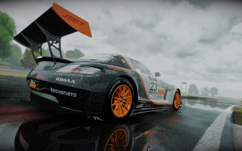 Here's A Look At The Project CARS Career Mode Intro Video