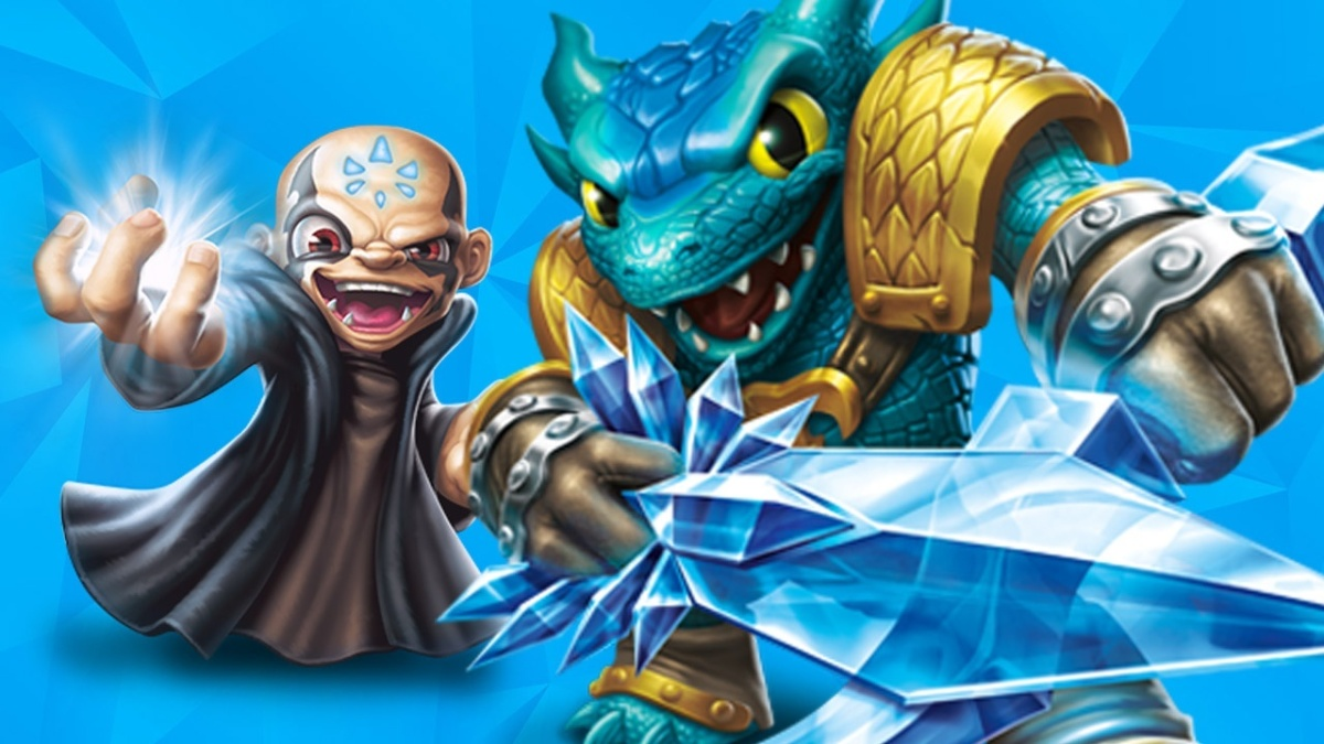 Activision Says Skylanders Trap Team Was The No. 1 Top-Selling Kids Console Game Of2014