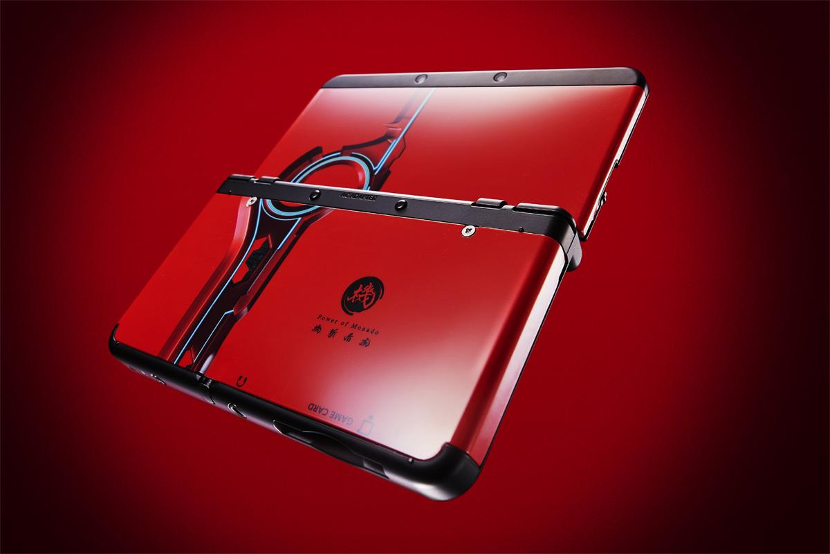 This Awesome Xenoblade Themed Cover Plate For New Nintendo 3DS Is Coming To Japan