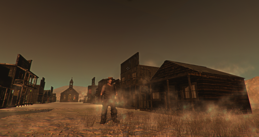Open-World Western Game A Cowboy's Tale Coming To WiiU
