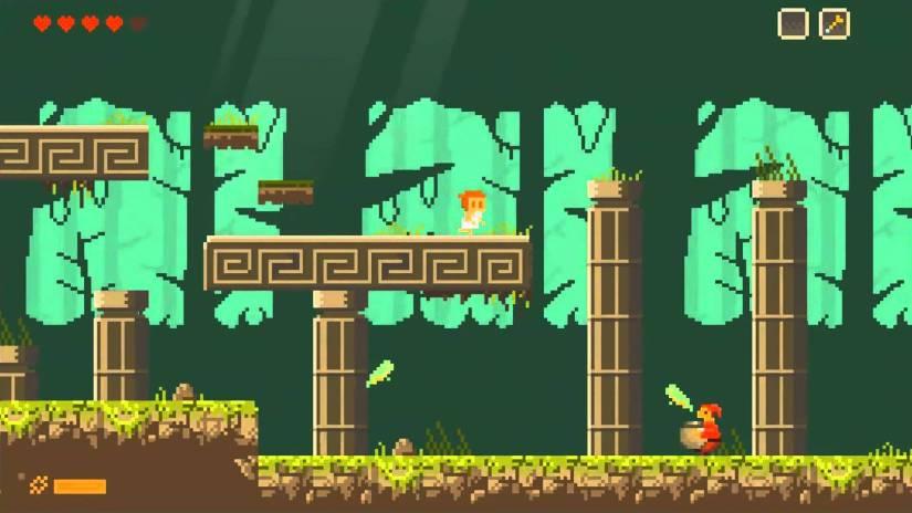 Zelda 2-Inspired Elliot Quest Launches On Wii U NextWeek
