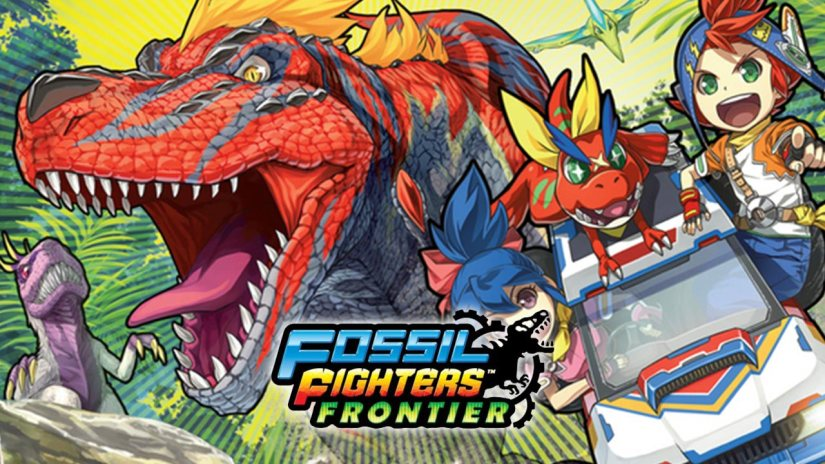 Fossil Fighters Frontier Launching 29th May For Nintendo 3DS In Europe