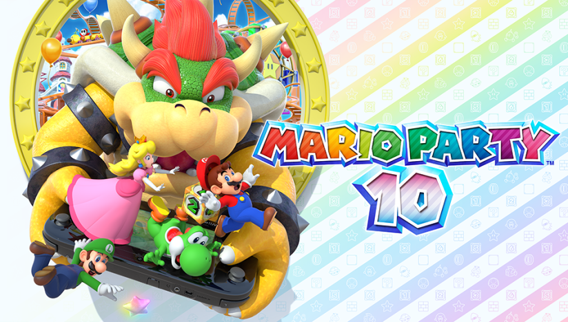UK Charts: Mario Party 10 Hangs On For 7th Week In Charts