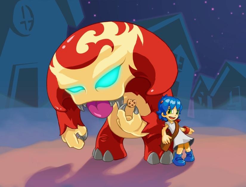 DreamRift Announces Monster Tale Ultimate For 3DSeShop