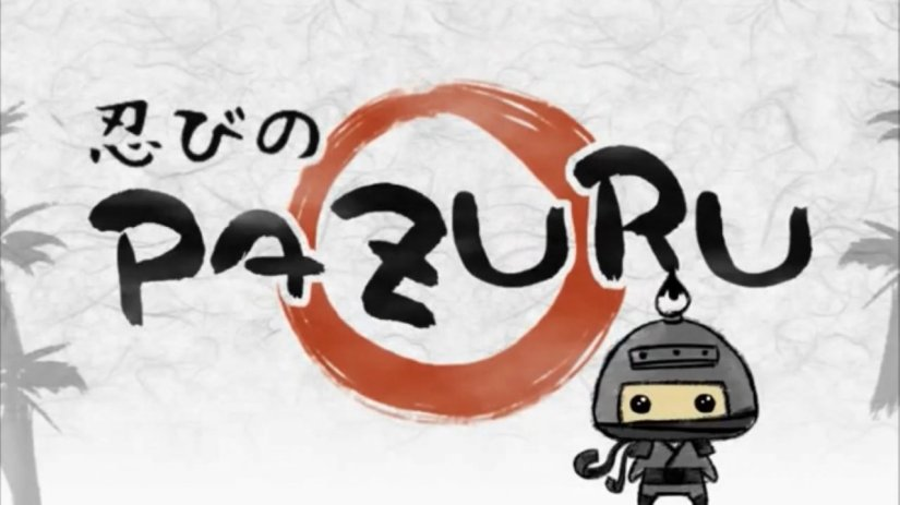 New Action-Puzzler Pazuru Revealed For Nintendo 3DS