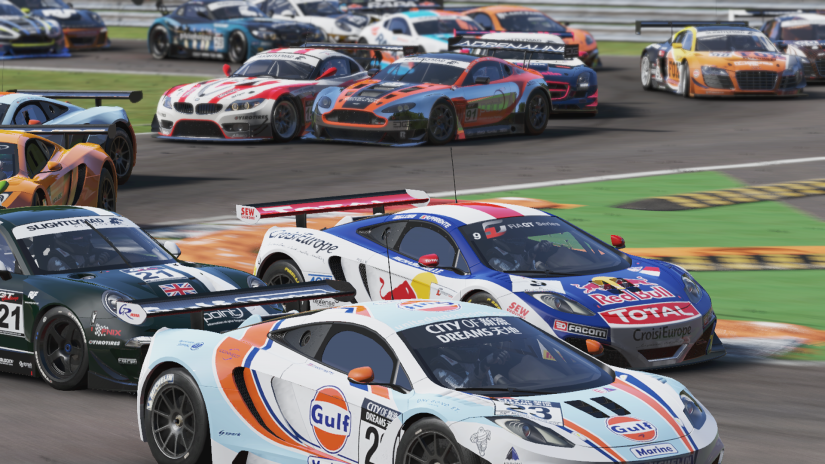UK Charts: Project CARS Races To The Top