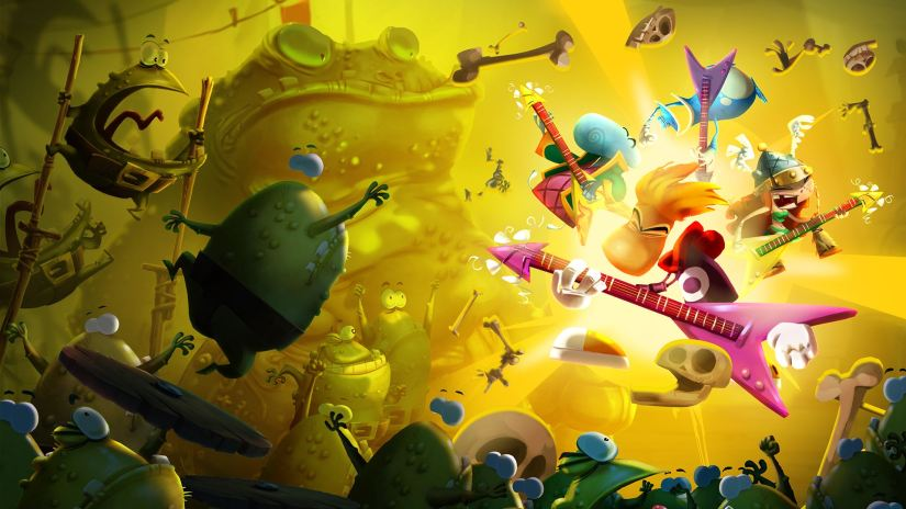 Felicia Day Praises Rayman Legends And Wii U