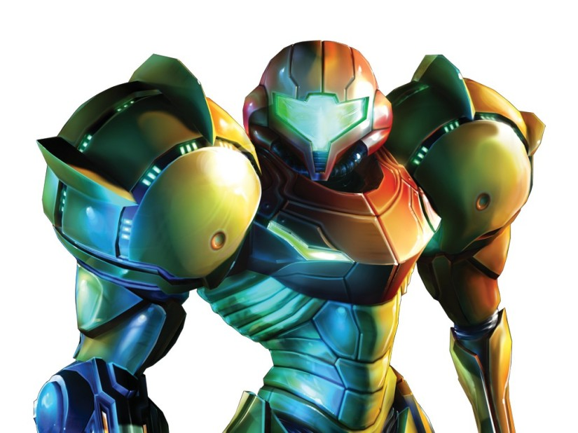 Here's Samus In A Stunning Unreal Engine 4 Tech Demo