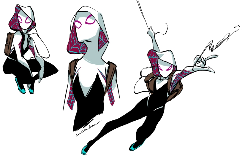 Bayonetta 2 Director Would Like To Make Spider-Gwen Game