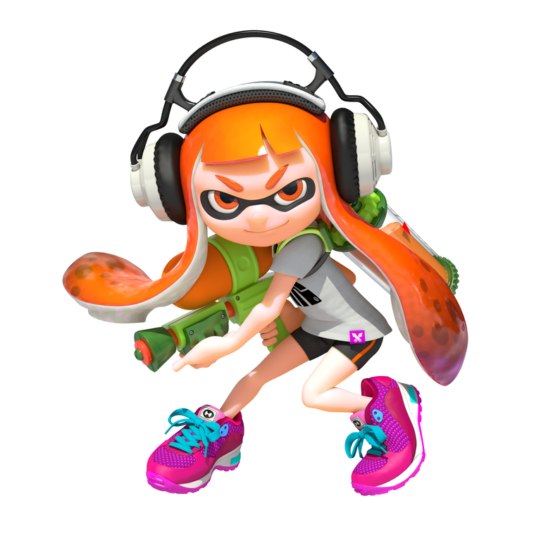 Get a Splatoon Wii U Bundle Exclusively At BestBuy