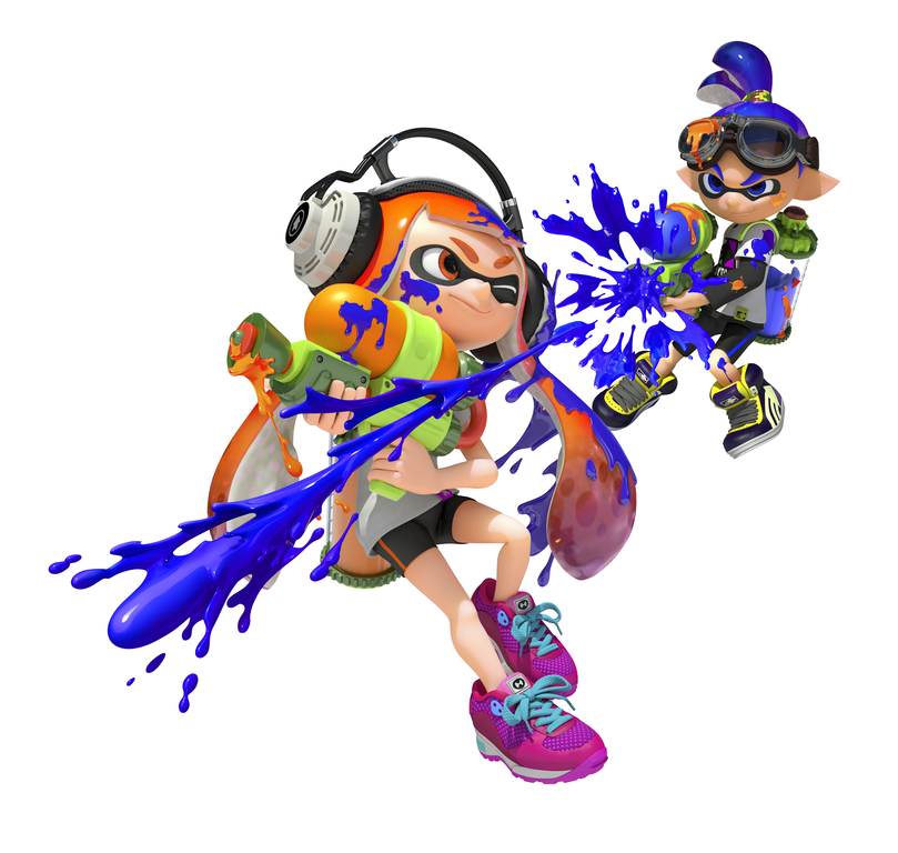 Confirmed: Splatoon Won't Feature Any Voice Chat, Plus Here's A Splatoon Story ModeVideo