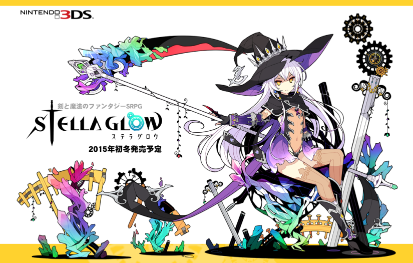 Luminous Arc Devs' Upcoming RPG Stella Glow Arrives For Japanese 3DS This June