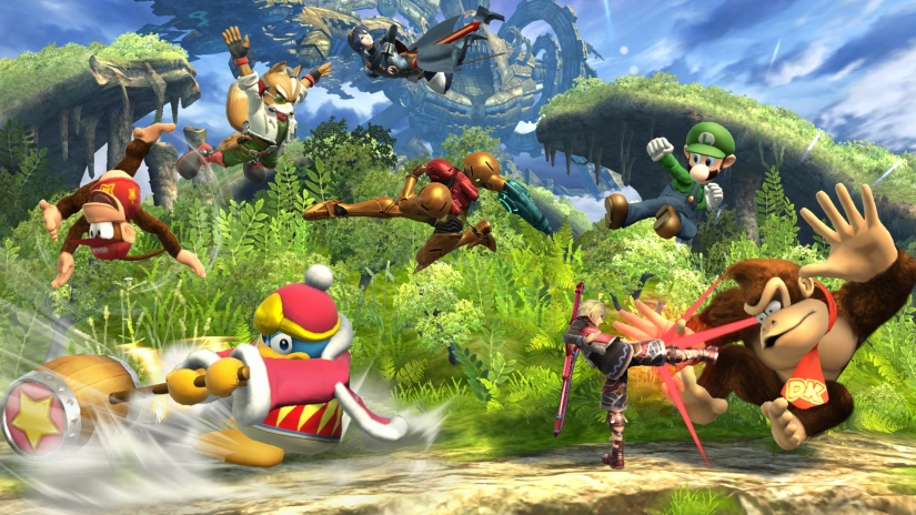 Smash Bros Wii U Wins 'Excellence In Multiplayer' In SXSW Gaming Awards