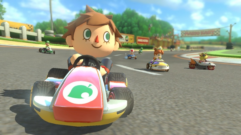 Mario Kart 8 DLC Pack 2 And 200cc Out Today