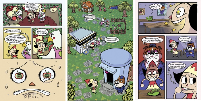 nintendo_fan_magazine_fanzine_zinetendo_animal_crossing_comic