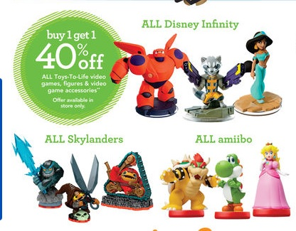 toys_r_us_US_amiibo_games_figures_accessories_offer_disney_infinity_skylanders