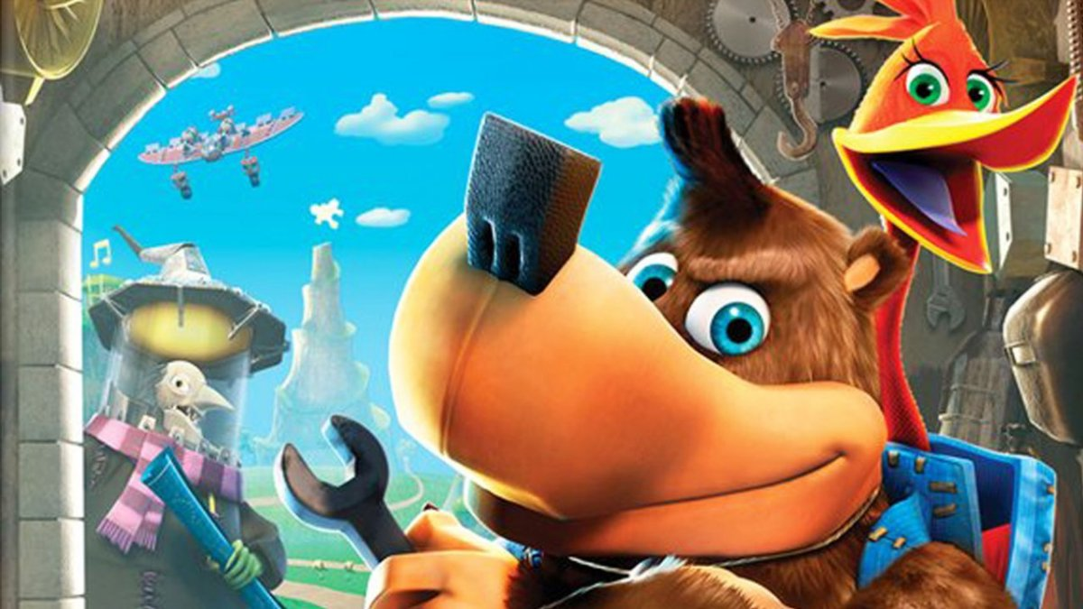 Wondercon Rumour: Disney Interested In Making Animated Banjo Kazooie Film WithMicrosoft?