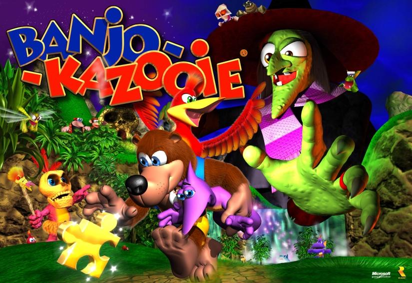 Playtonic Starts Banjo For Super Smash BrosCampaign