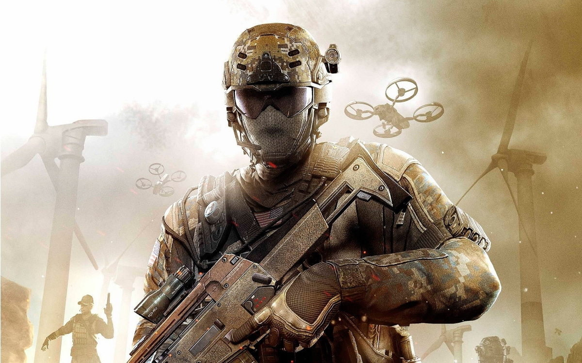 Here's The Call Of Duty Black Ops 3 TeaserVideo