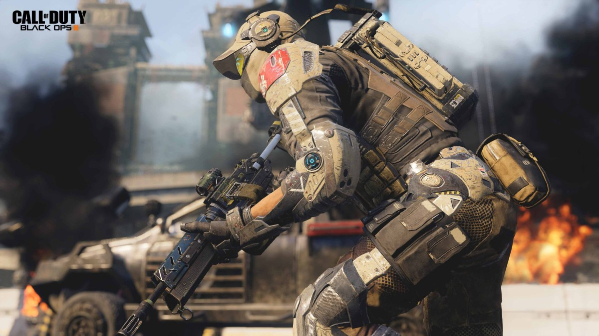 It Doesn't Seem As Though Call Of Duty: Black Ops 3 Is Coming To WiiU
