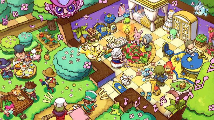 Level 5 CEO Explains Why Fantasy Life 2 Is Skipping Nintendo 3DS And Is Mobile Only