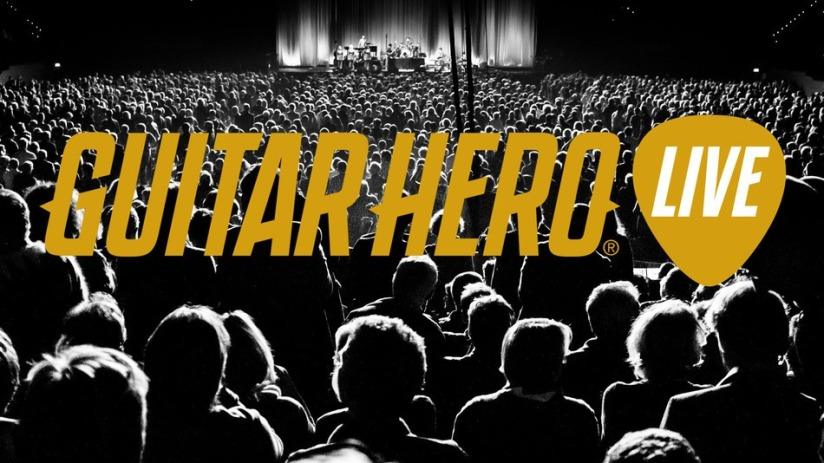 Check Out The Behind The Scenes Trailer For Guitar Hero Live