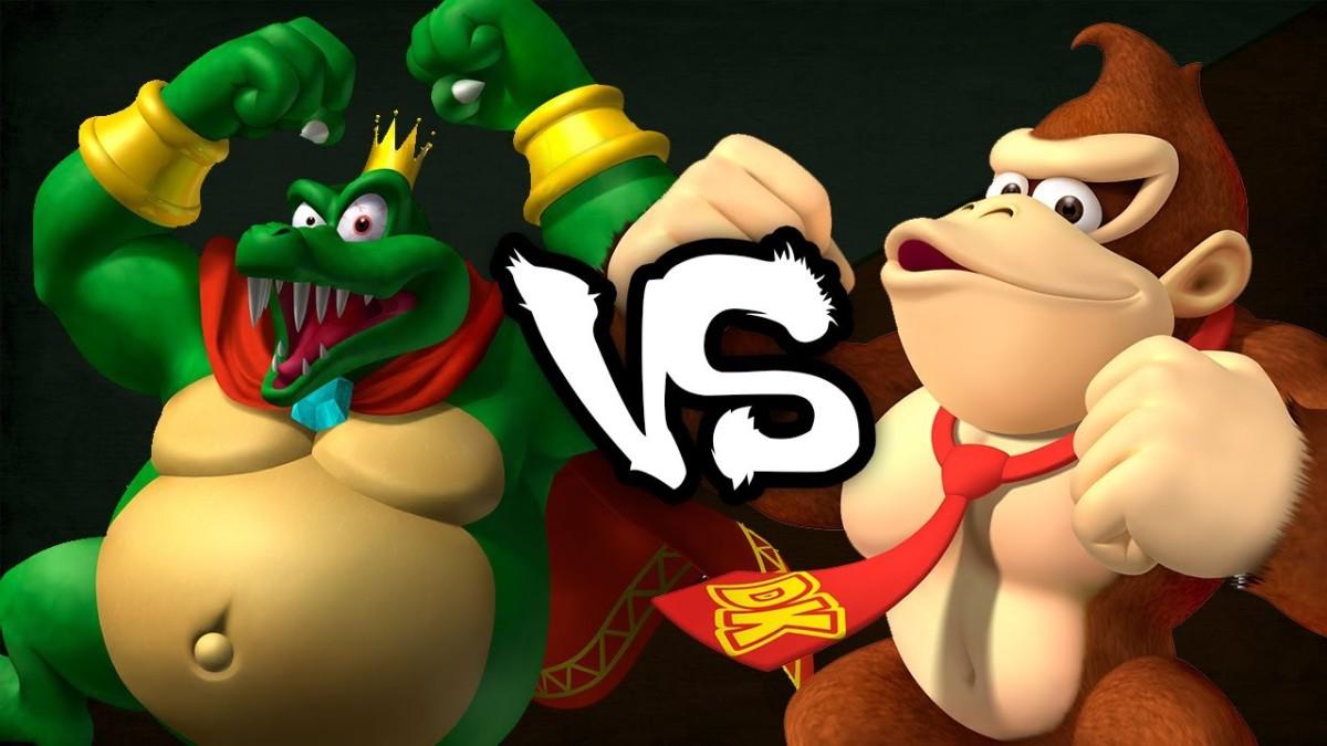 Has King K. Rool Won Smash Bros Ballot? Nintendo Trademarks His Name in VCRelease