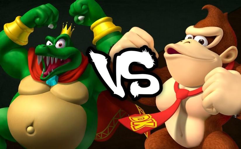 A King K. Rool gagné Smash Bros Bulletin de vote ?  Nintendo dépose la marque sous son nom. dans Actualités