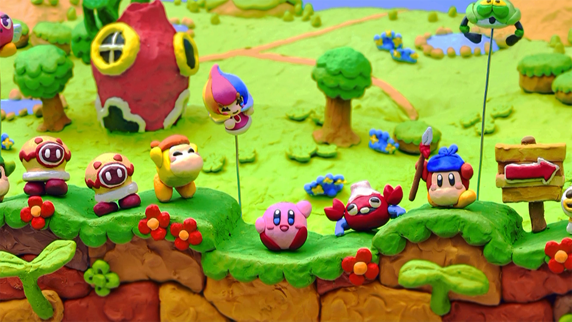 kirby and the rainbow paintbrush review my nintendo news