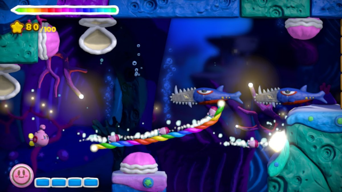 Kirby And The Rainbow Paintbrush Arrives Today InEurope