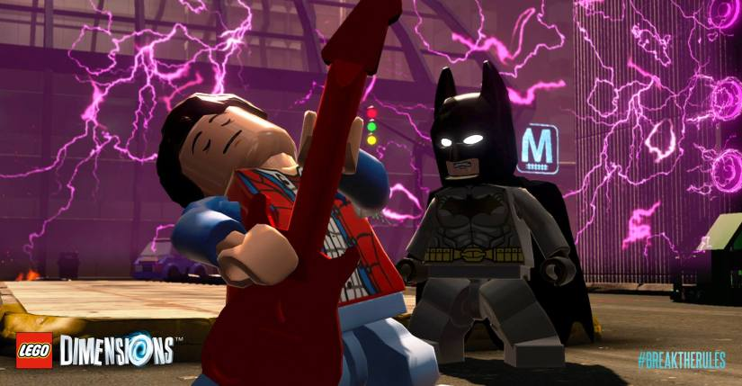 LEGO Dimensions Gets An Amusing Extended AnnouncementTrailer
