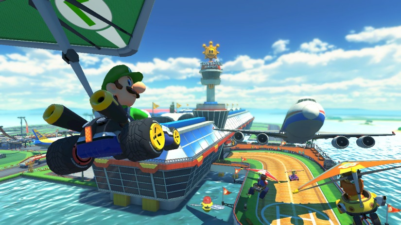 We Might Have To Use The Brakes To Handle Mario Kart 8 200cc Update